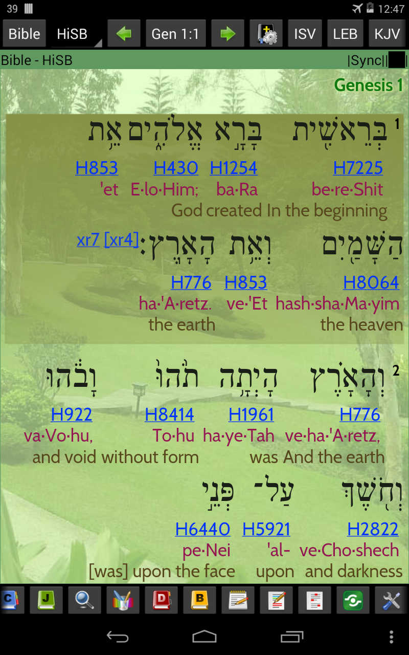 Better Hebrew fonts support in Android Kit kat